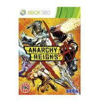 Anarchy Reigns - Xbox 360 - Jogo