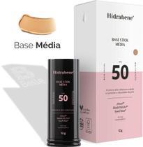 Anasol Hidrabene Base Stick Cor Média com Proteção Solar FPS 50 - 12g - Dahuer