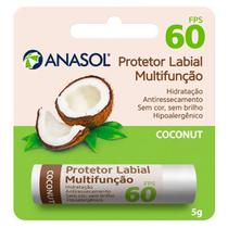 Anasol Prot. Labial Coconut - 5g -
