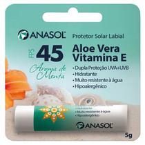 Anasol Prot. Solar Labial Fps45 - 5g -