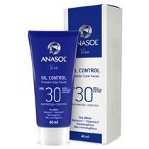 Anasol viso protetor solar facial fps 30 oil control 60ml -