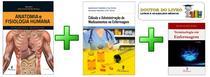 Anatomia E Fisiologia + Cálculo Medicamentos + Terminologia em Enfermagem - Editora martinari