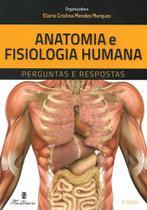 Anatomia e fisiologia humana: perg e resp - Martinari