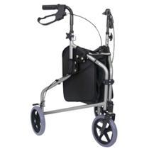 Andador 3 Rodas Aluminio Sc5041e Praxis -