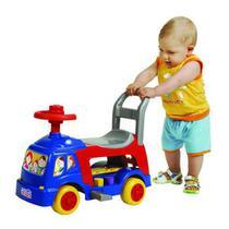 Andador Azul 4 em 1 -1005 - Magic Toys -