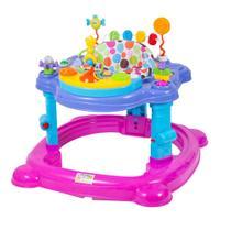 Andador Bebe Infantil Musical Centro Atividades Brinquedos - Baby Style
