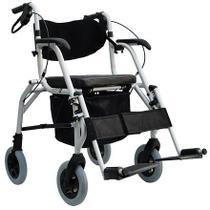 Andador/Cadeira com rodas - Praxis