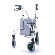 Andador Com 3 Rodas E Porta Objetos - Praxis
