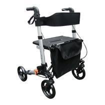 Andador com rodas sc5025a-n praxis -