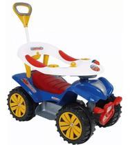 Andador Dudu Car Style Com Empurrador Biemme -