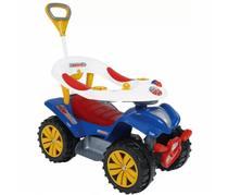 Andador Infantil Carrinho Motoca Com Direção Dudu Car Style - Biemme