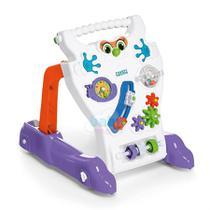 Andador Infantil Para bebê Educativo Branco Tateti -