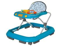 Andador Infantil Safari Interativo Tutti Baby Azul - Tutti Safari