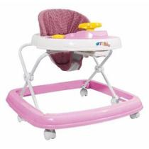 Andador musical rosa and9900742 styll baby original unica