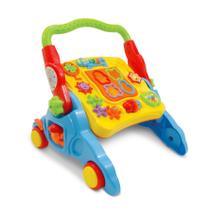 Andador para Bebê Didático 4 Em 1 Com Som 3001 - Maral -