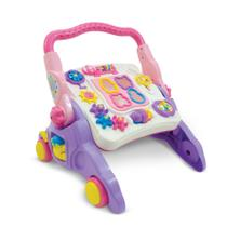 Andador para Bebê Didático 4 Em 1 Com Som 3006 - Maral -