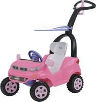 Andador Push Baby Easy Ride Rosa Biemme -