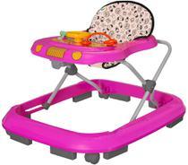 Andador Safari Rosa Tutti Baby -