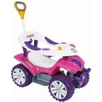 Andador Sofy Car Rosa - Biemme