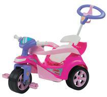 Andador Triciclo Baby Trike Rosa                      Biemme Pronta Entrega -