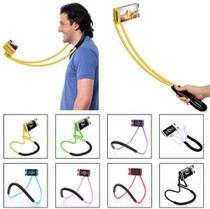 Andoer O telefone de suspensão preguiçoso do pescoço está o suporte de suporte de celular de colar PESCOÇO - Bcs