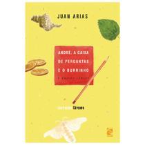 André, A Caixa de Perguntas e o Burrinho - Salamandra - Editora Salamandra -