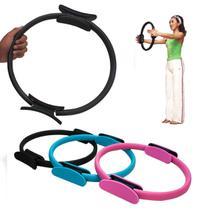 Anel Arco Pilates Yoga Tonificador Flexível Fitness Treino - Astro Mix