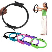 Anel Arco Pilates Yoga Tonificador Flexível Fitness Treino - Bt Shop
