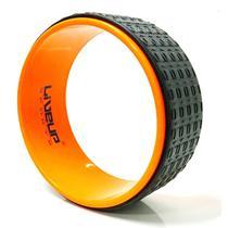 Anel de yoga e pilates fitness circle laranja - Liveup -