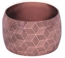 Anel para Guardanapo Grecia - Bronze - Mimo ltda