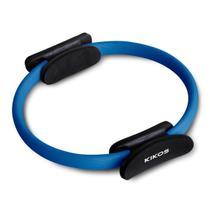 Anel Para Pilates 39 Cm De Circunferência Azul Ab3127 Kikos -