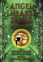 Angel Heart Sigils : Mystical Symbols From The Angels Of Atl - Blue -