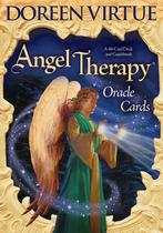 Angel Therapy Oracle Cards:44-card -doreen Virtue - Blue