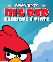 Angry Birds - Big Red - Rabisque E Pinte - Vergara  riba
