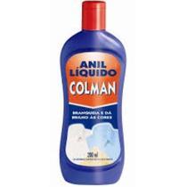 Anil colman 200ml liquido - Casa Limpa