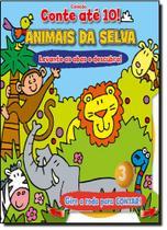 Animais da selva - colecao conte ate 10 - Cms -