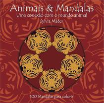 Animais e mandalas - Scortecci Editora -