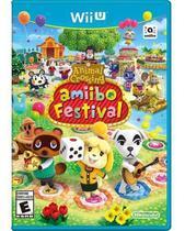 Animal Crossing Amiibo Festival Nintendo Wii U Midia Fisica - Wiiu