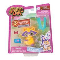 Animal jam - amigos com mascote raccoon - fun 8113-3 -