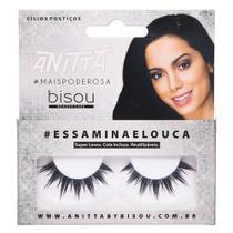 Anitta ESSAMINAELOUCA Bisou - Cílios Postiços -