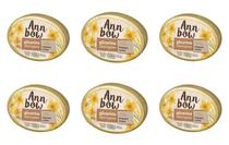 Ann Bow Sabonete Adstringente Glicerina 90g (Kit C/06) -
