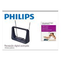 Antena Digital Interna HDTV/UHF/VHF/FM SDV1126 Philips -