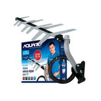 Antena Externa Digital Dtv 1500uhf Hdtv Dtv 1500 Aquario -