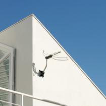 Antena Externa Digital DTV-3000 5 em 1 Aquário -