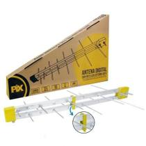Antena Hdtv Log 16 Elementos PIX 9510 -