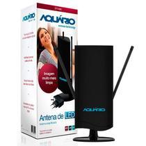 Antena Interna Amplificada Vhf/uhf/fm Dtv-4600 Aquario - Outra