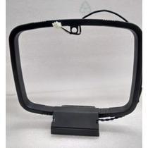 Antena Loop Am Som System Para Diversas Marcas - Dois Pinos Retangular - Big Foot