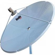 Antena Parabólica Banda C/KU BE-1,5M BEDINSAT - CX / 3 - Bedin Sat