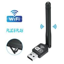 Antena Receptor Wi-fi Wireless Notebook Pc Adaptador  1200mbps - Wifi 802.11N