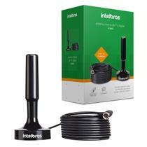 Antena Tv Digital Interna Intelbras Full Hd 4k Cabo 5m Ai2031 -